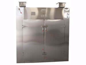 Hot Air Oven Drying Equipment