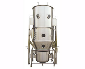 High Efficient Fluidizing Drying Equipment